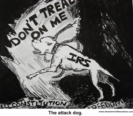 the attack dog