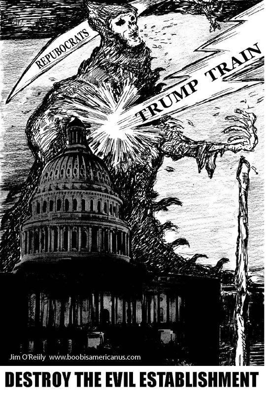 destroy the establishment